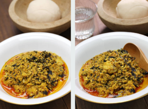 Best Boiling and Frying Method of Cooking Egusi Soup