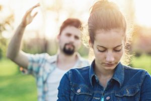 how to get over casual relationship