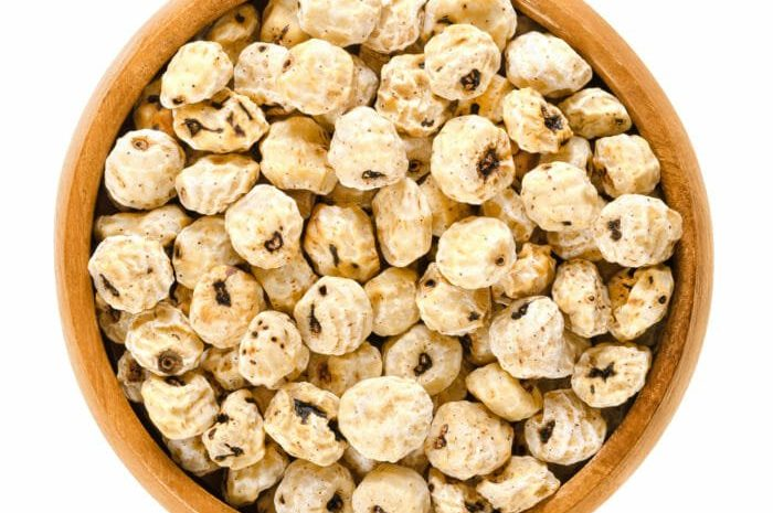 Health Benefits of Tiger Nuts to Woman + Fertility and Pregnancy