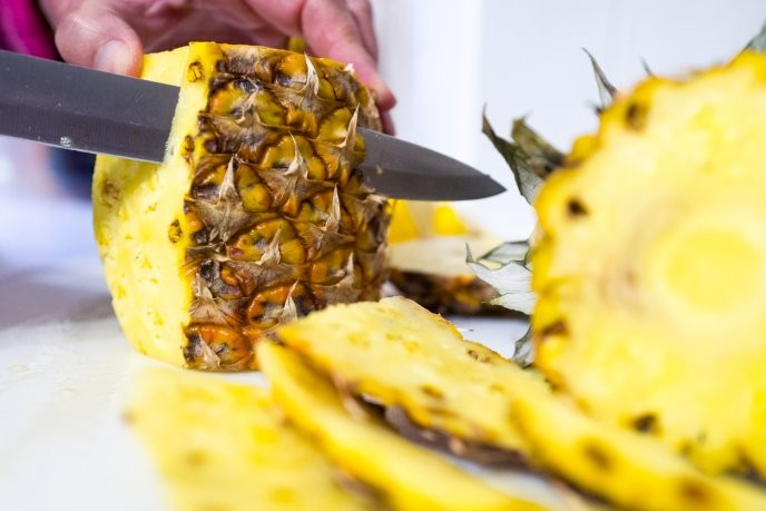 Health Benefits of Pineapple Peel