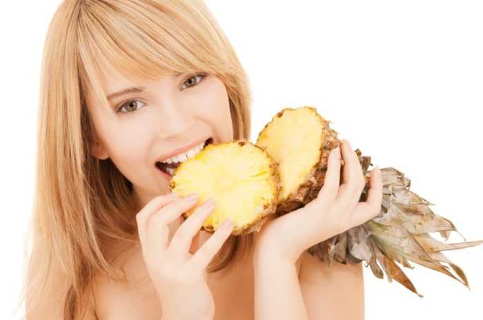 Benefits of Eating Pineapple for a Woman – Skin, Hair, Pregnancy