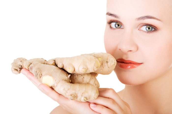 Ginger Benefits for Womens Body – Raw ginger mixed honey