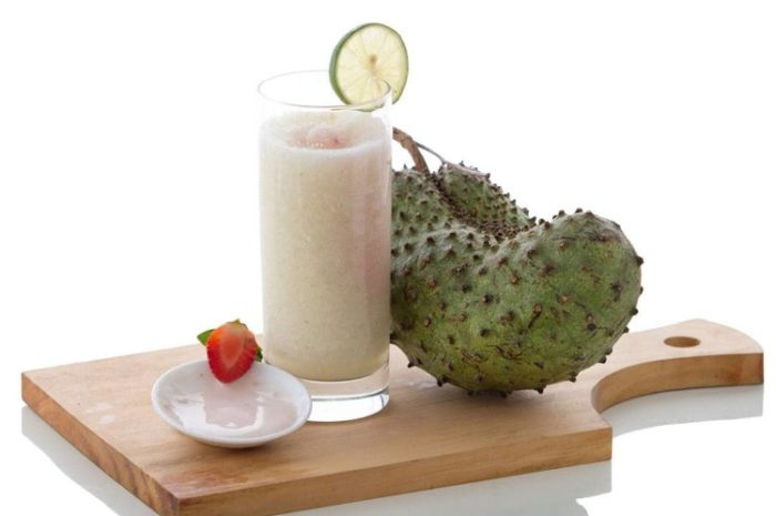Benefits of Soursop Juice – Mixed with lime (shawashop fruit)