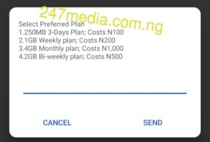 Mtn 200 for 1gb code for 7 days