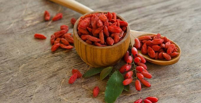 Goji berries benefits for male and female